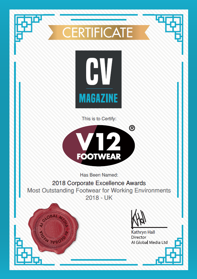 CV Most Outstanding Footwear for Working Environments