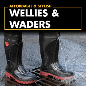 V12 Footwear Wellies and Waders Range