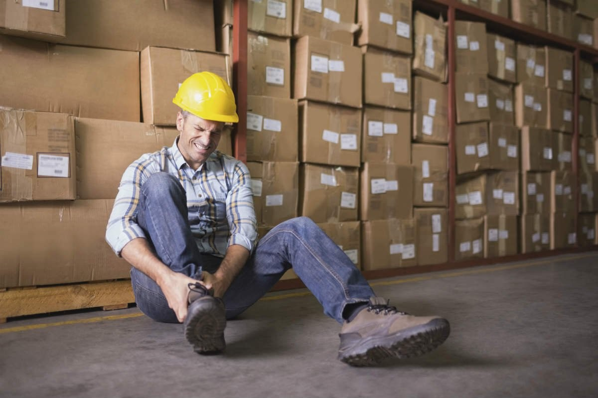 Reducing ankle injuries in the Rail Industry