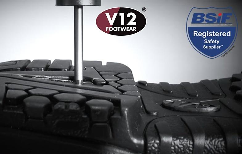 V12 Footwear - a BSIF Registered Safety Supplier