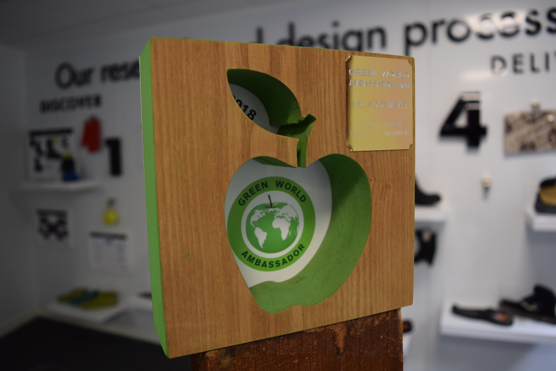 Green World Ambassador 2018