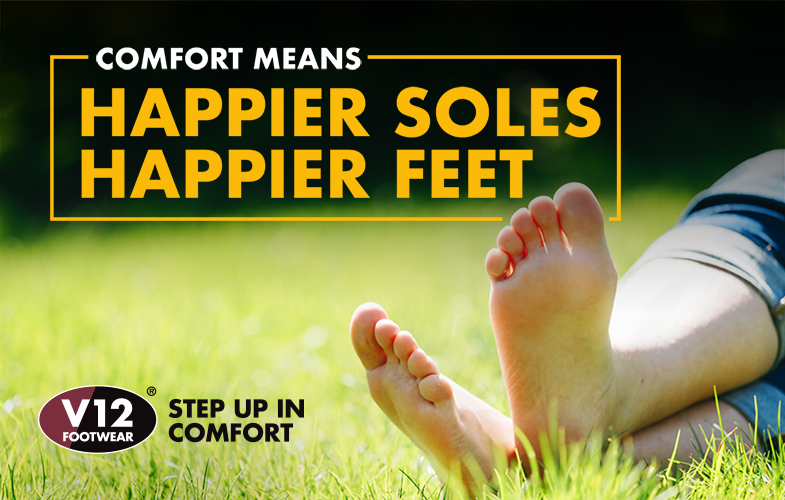 Exercises for tired feet