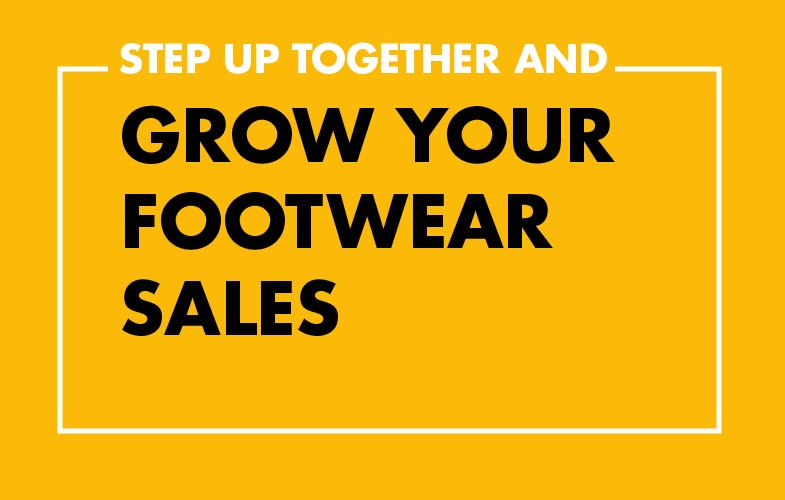 Benchmark your sales growth in the footwear industry