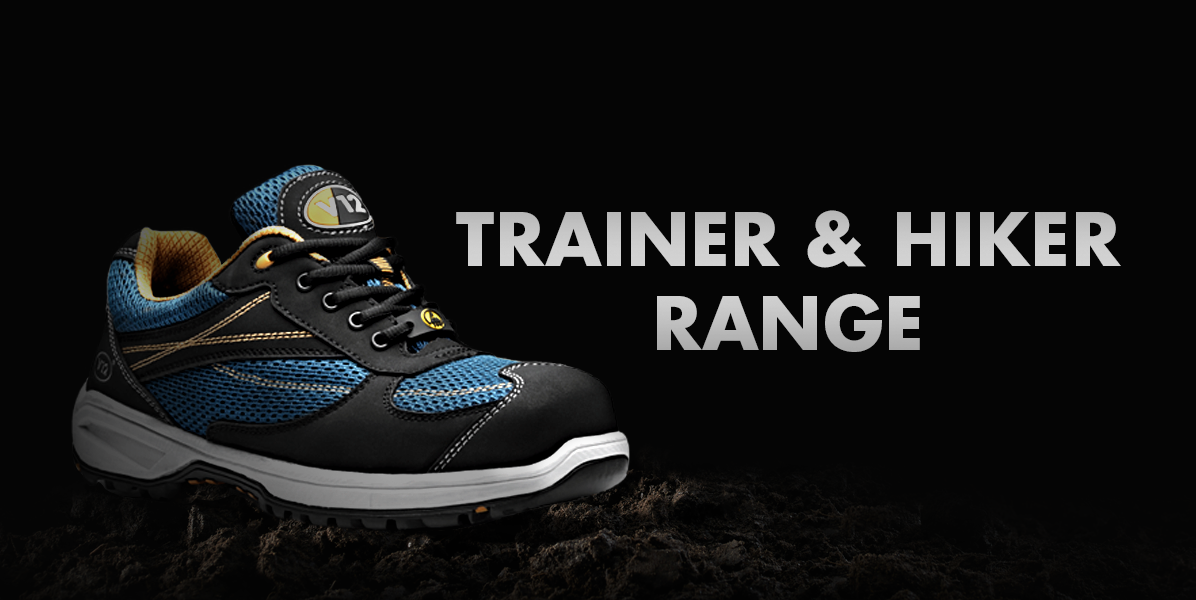 Our Trainer & Hiker Range: A New Benchmark in Safety and Comfort